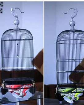 Sangkar Burung Lovebird Merek RADJA