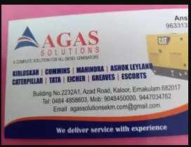 Diesel Generator Mechanic