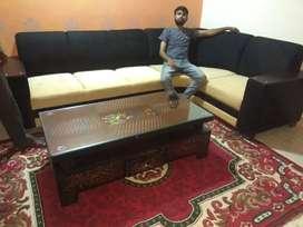 New sofa very comfortable