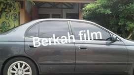 Kaca film mobil kualitas bahan original