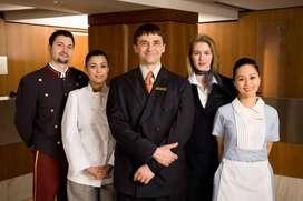 Need cook/chef/waiter/helper/cleaner