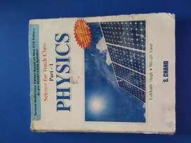 NCERT/CBSE Physics S.Chand (part 1)