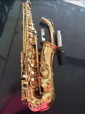 Saxophone Zeff kondisi oke