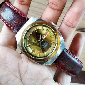 Jam Tangan Vintage Champion Crystal 21 Jewels
