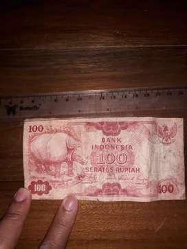 Uang kuno dan sangat langka