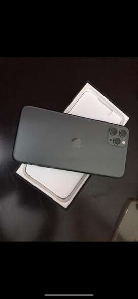 Iphone 11 pro max 6 months warranty green