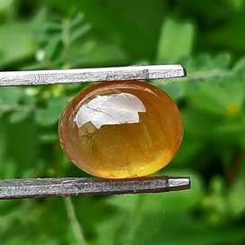 Natural Yellow Saphire