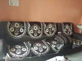 Heavy sofa set 6months old