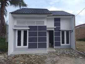 Rumah baru lokasi depan Mushola marelan psr 4 barat