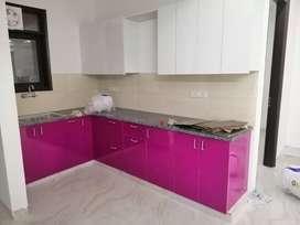 3bhk flat for rent in Chhattarpur Hargovind enclave