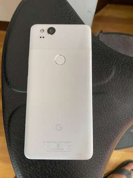 Google pixel 2 64 Gb with unlimited cloud storage