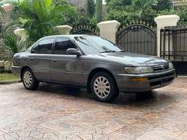 Toyota Great Corolla SEG Abu abu Metalik Th 1993 Full Ori