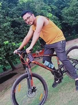 Kross bike new