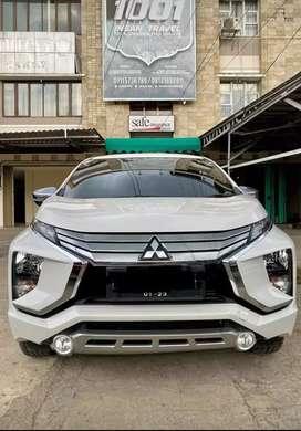 Mitsubishi Xpander 2017 tipe 1.5 A/T km 50rb