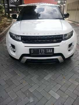 Range Rover Evouque si4 2013 dynamic luxury good condition