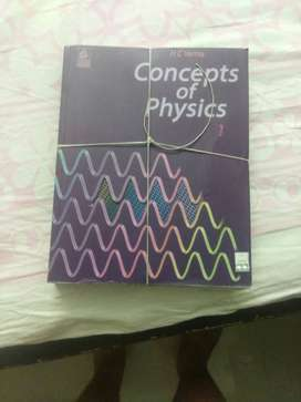 HC Verma Concept Of Physics