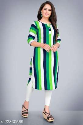 Royal pretty kurti (FREE CASH ON DELIVERY AVAILABLE)