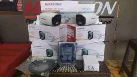 Pasang paket kamera CCTV super lengkap di area Kemang