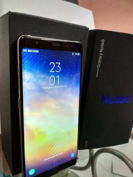 Get Samsung Note 8 at Good Condition