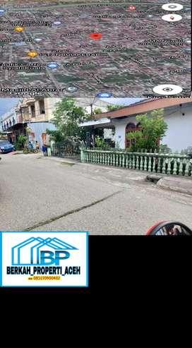 Rumah kampung keramat kecamatan Kuta alam
