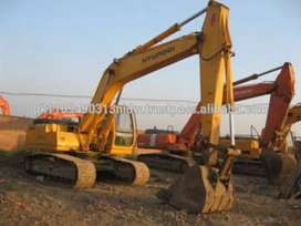 Hyundai 210 Excavator for sell
