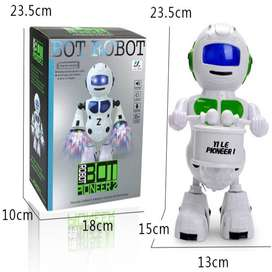 Electric Music Light Dancing Robot - Home Delivery in Pakistan