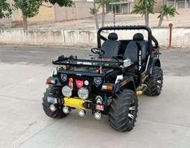 Happy new Jeep