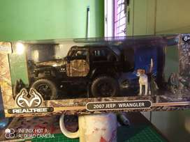 Jeep Wrangler skala 24 by Jada