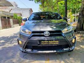 Toyota yaris TRD sportivo AT 2014 abuabu full orisinil low km