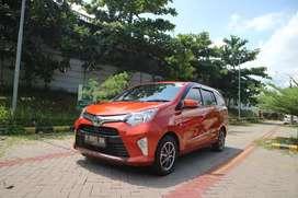 Toyota Calya G matic 2016 cash 108jt tdp 10jt!!