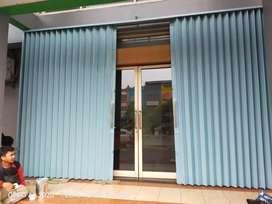 Rolling door, folding gate murah matraman