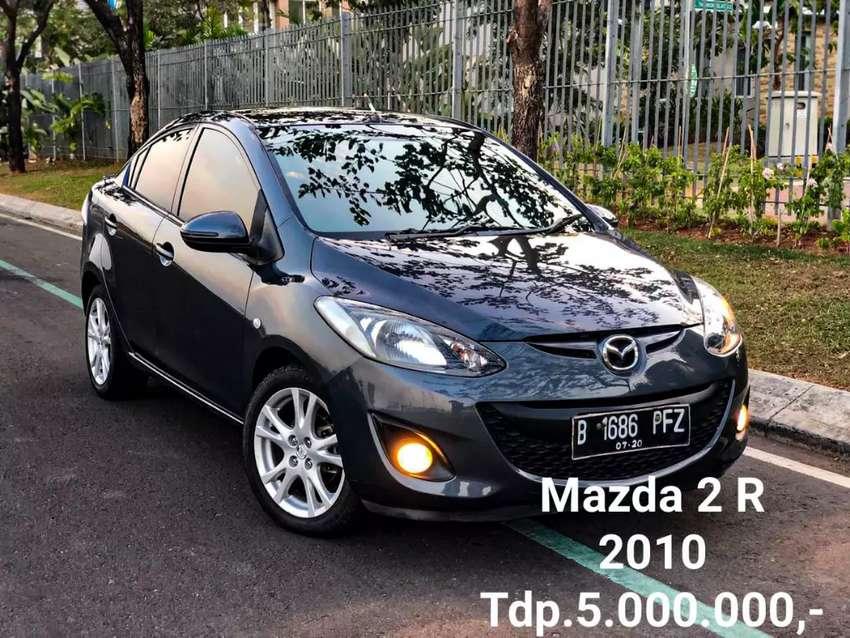 Mazda 2 R 2010 Murah Meriah Terawat 0
