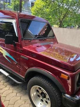MOBIL ANTIK SUZUKI KATANA GX1000 bensin 1995