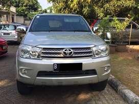 Toyota Fortuner 2.5 G Diesel th 2009
