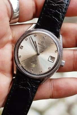 jam tangan vintage titoni airmaster 30 jewels