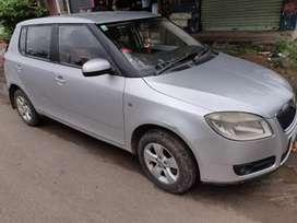 Car with full condition Skoda Fabia(TDI)