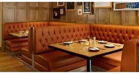 Furnished multicuisine restaurant,can be converted2lounge-Ajc bose Rd