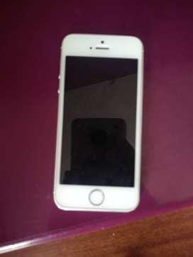 Iphone 5s 16 GB storage