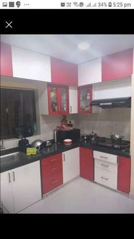 A well furnished  two bedroom flat for rent in Rosedale