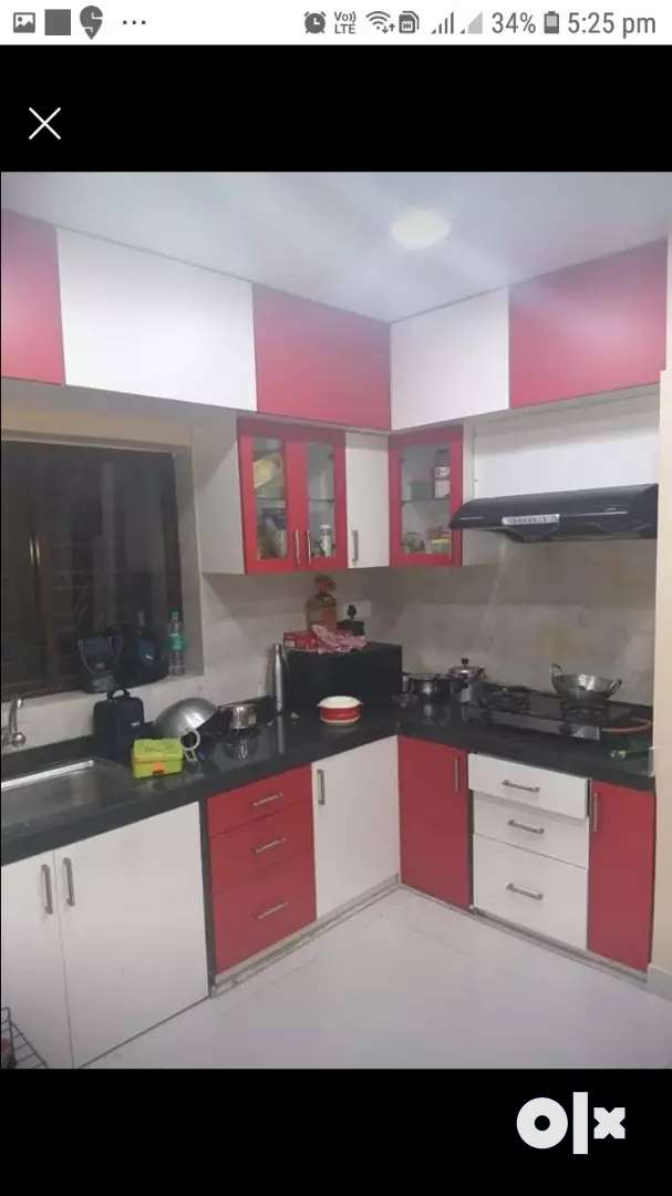 A well furnished  two bedroom flat for rent in Rosedale 0