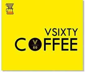 Lowongan kerja sebagai KASIR di VSIXTYCOFFEE