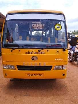 School bus eicher 2012 model 41 seats