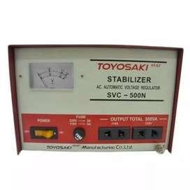 Stabilizer Toyosaki 500Watt/ SVC 500N