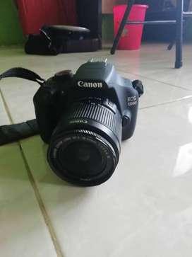 Jual kamera dslr canon 1200d