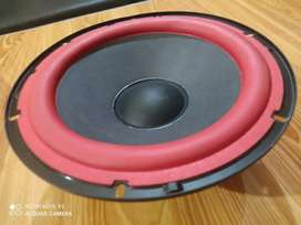 New Powerful LG 8 inch Woofer Pair