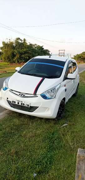 Good running condition Eon , power window, power steering , ac car