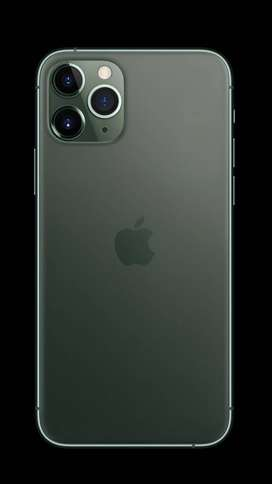 iPhone 11 Pro Green 64 GB. 7 month used