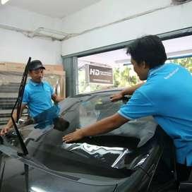 Pilihan tempat pemasangan kaca film 3M auto film
