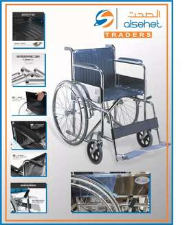 Wheelchair imported high quality frame, ragzine seat