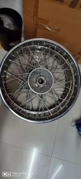 bullet 350 Original wheel for cell